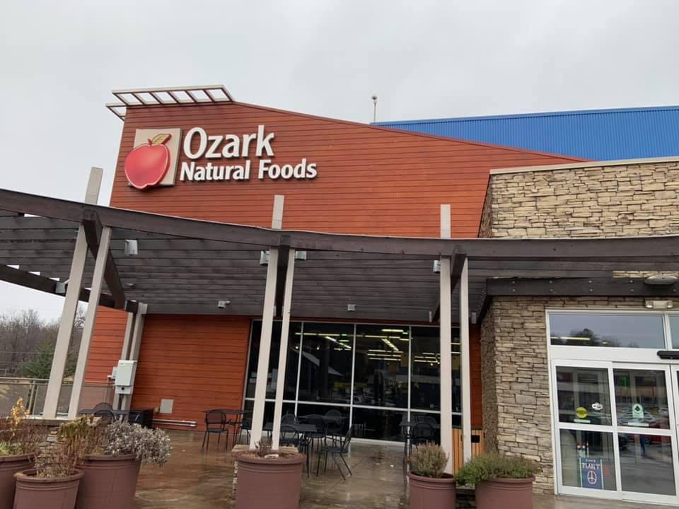 Ozark Natural Foods Building