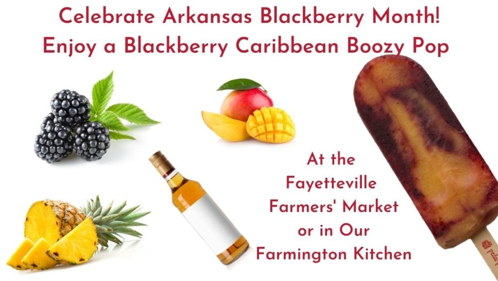 Arkansas Blackberry Month